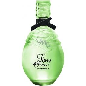 NafNaf Fairy Juice Green toaletní voda Tester pro ženy 100 ml