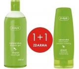 Ziaja Oliva sprchový gel 500 ml + Oliva krém na ruce a nehty pro suchou pokožku 80 ml, duopack