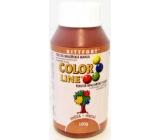 Kittfort Color Line tekutá malířská barva Hnědá 100 g