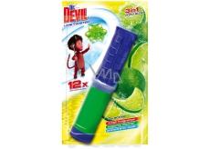 Dr. Devil Lime Twister 5v1 Point Blok Wc bodový blok 75 ml