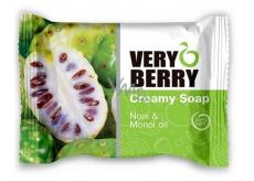 Very Berry Noni & Monoi Oil - Noni a monoi olej toaletní mýdlo s esencemi 100 g