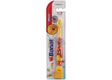 Banat Minno Soft měkký zubní kartáček pro děti od 5 let