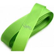 Nekupto Stuha látková taftová zelená 3 m x 15 mm