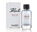 Karl Lagerfeld Karl New York Mercer Street toaletní voda pro muže 100 ml
