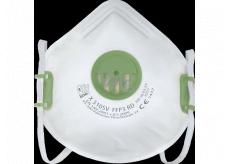 Respirátor FFP3 Oxyline X 310 SV s ventilem Profesionální ochrana 1 kus