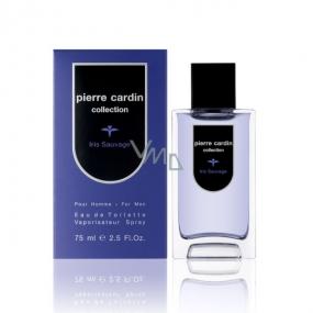 Pierre Cardin Iris Sauvage toaletní voda pro muže 75 ml