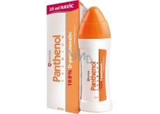 Swiss Premium Panthenol 10% D-panthenolu sprej na podrážděnou pokožku po opalování 150 ml + 25 ml