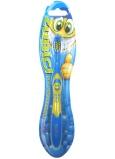 Nekupto Zubíci zubní kartáček pro děti s nápisem Smíšek měkký 1 kus