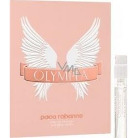 Paco Rabanne Olympea parfémovaná voda pro ženy 1,5 ml s rozprašovačem, Vialka