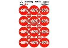 Arch Slevové etikety -60%