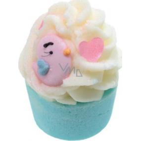 Bomb Cosmetics Milostný dopis - Love Note Bath Mallow Špalíček do koupele 50 g