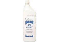Lavosept Trnka dezinfekce kůže roztok pro profesionální použití více jak 75% alkoholu 1 l náhradní náplň