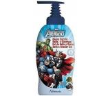 Marvel Avengers sprchový koupelový gel pro děti 1000 ml expirace 10/2018