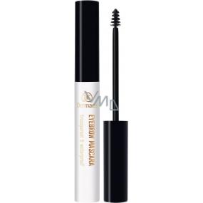 Dermacol Eyebrow Mascara Waterproof & Transparent řasenka na obočí 4,5 ml