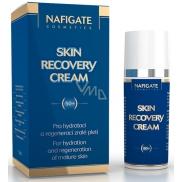 Nafigate Cosmetics Skin Recovery Cream omlazující krém, hydratuje a regeneruje zralou pleť 50+ 50 ml