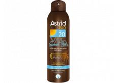 Astrid Sun Easy Spray Coconut Love OF20 Suchý olej na opalování 150 ml