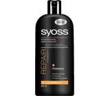 Syoss Repair Therapy šampon pro suchý a poškozený vlas 500 ml