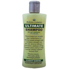 Bohemia Gifts & Cosmetics Ultimate 2v1 šampon s kondicionérem 250 ml