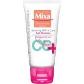 Mixa Soothing CC Care Anti-Redness SPF15 zklidňující péče proti začervenání 50 ml