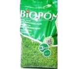 Biopon Zarostlý trávník hnojivo 3 kg