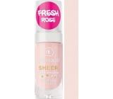 Dermacol Sheer Face Illuminator zkrášlující fluid Fresh Rose 15 ml