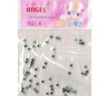Angel Ozdoby na nehty kamínky zelené 1 balení