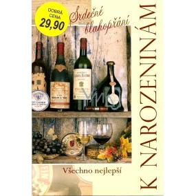 Nekupto Přání k narozeninám vína