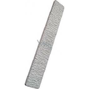 Pilník na nehty plochý šedý 17,5 cm 5312