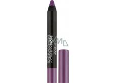 Deborah Milano 24Ore 2v1 voděodolné oční stíny a tužka na oči 06 Pearly Purple 2 g