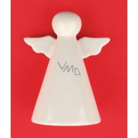 Keramický anděl figurka 9 cm