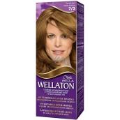 Wella Wellaton Intense Color Cream krémová barva na vlasy 7/3 oříšková