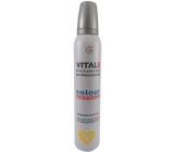Vitale Exclusively Professional barvící pěnové tužidlo s vitaminem E Blonde - Blond 200 ml