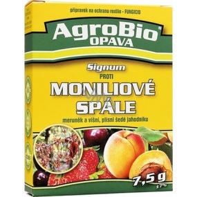 AgroBio Signum proti moniliové spále meruněk a višní, plísni šedé jahodníku 7,5 g