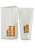 Jil Sander Sun sprchový gel pro ženy 150 ml