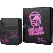 MTV Neon Metal Woman toaletní voda 30 ml