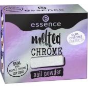 Essence Melted Chrome Nail Powder pigment na nehty 03 Rockstar 1 g