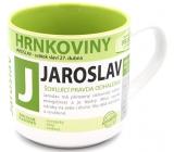 Nekupto Hrnkoviny Hrnek se jménem Jaroslav 0,4 litru