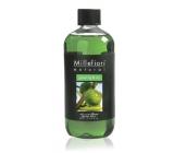 Millefiori Milano Natural Green Fig & Iris - Zelený fík a Kosatec Náplň difuzéru pro vonná stébla 500 ml