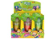 Joker Slimy Sliz růžový se svítící a hrací kuličkou 140 g