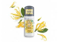 Love Beauty & Planet Ylang Ylang a Kokosový olej Energizing deodorant roll-on 50 ml