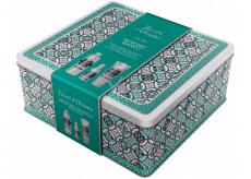 Tesori d Oriente Muschio Bianco parfémovaná voda pro ženy 100 ml + sprchový gel 250 ml + pěna do koupele 500 ml, dárková sada