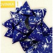 Nekupto Hvězdice střední luxus tmavě modrá se stříbrnými detaily HV 216 42