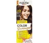 Schwarzkopf Palette Color tónovací barva na vlasy 244 - Čokoládově hnědý