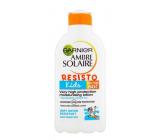 Garnier Ambre Solaire Resisto Kids OF50+ mléko na opalování pro děti 200 ml