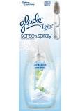 Glade by Brise Sense & Vůně čistoty osvěžovač vzduchu náhradní náplň 18 ml sprej