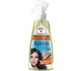 Bione Cosmetics Keratin & Panthenol bezoplachový kondicionér 260 ml