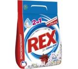 Rex 3x Action Japanese Garden prací prášek 60 dávek 4,5 kg