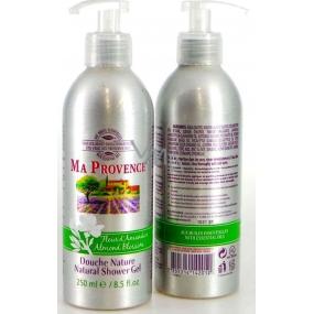 Ma Provence Bio Mandlové květy Pravý přírodní sprchový gel 250 ml