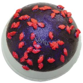 Bomb cosmetics Čokoládový polibek Šumivý balistik do koupele 160 g