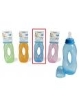 First Steps Slza modrá 0+ dětská láhev 250 ml